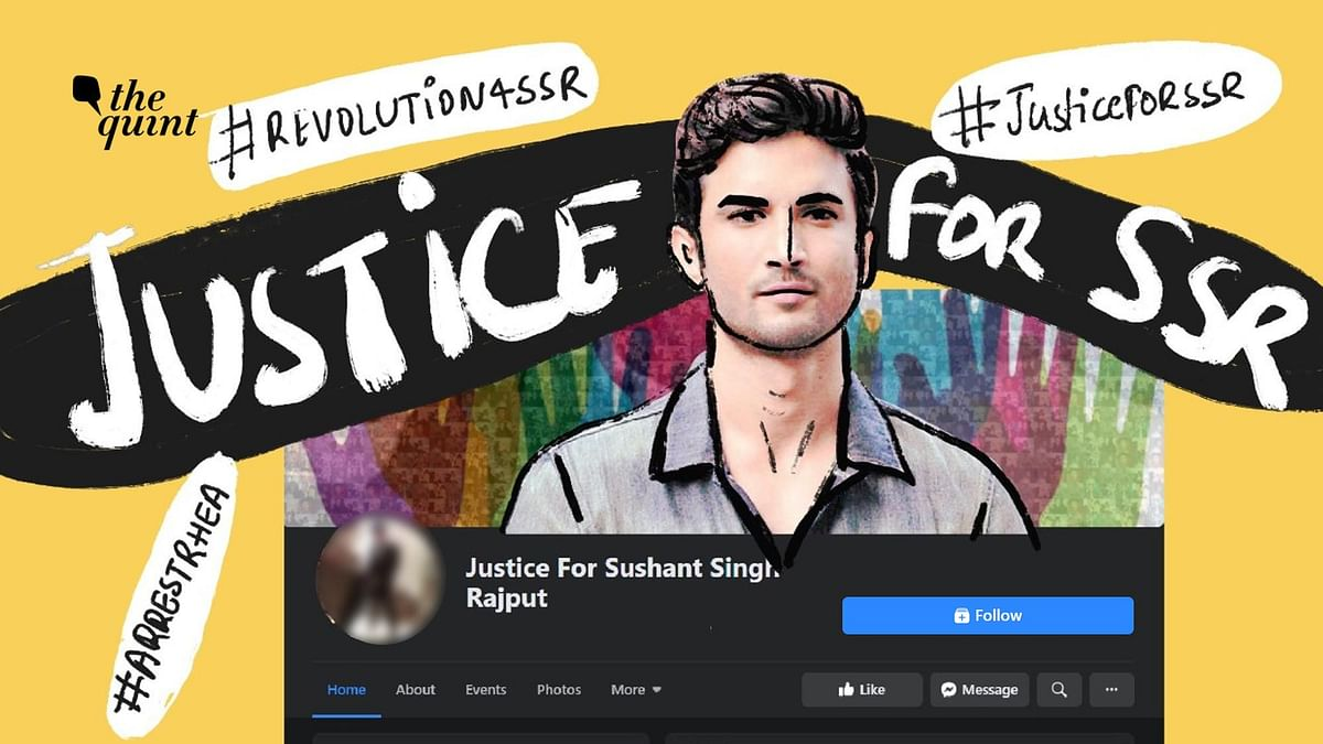 Sushant Singh Rajput's fans have kept him in the news cycle by rallying for him on Facebook groups and pages.