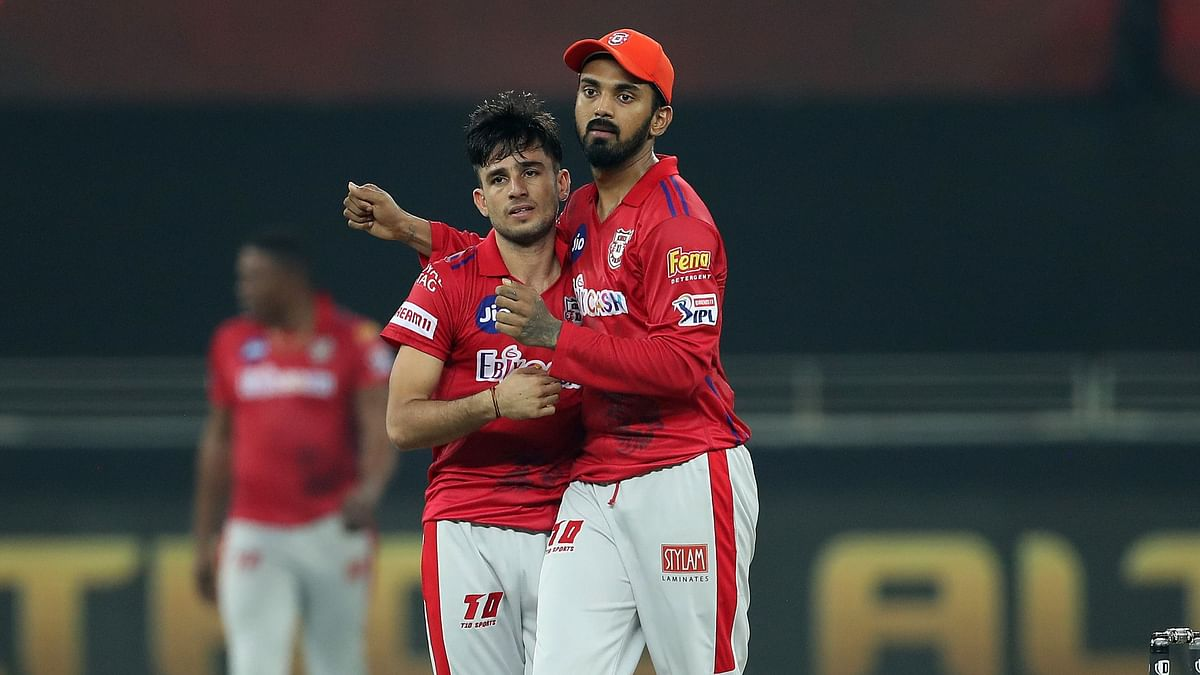 Young spinner Ravi Bishnoi has scalped nine wickets in 10 innings.