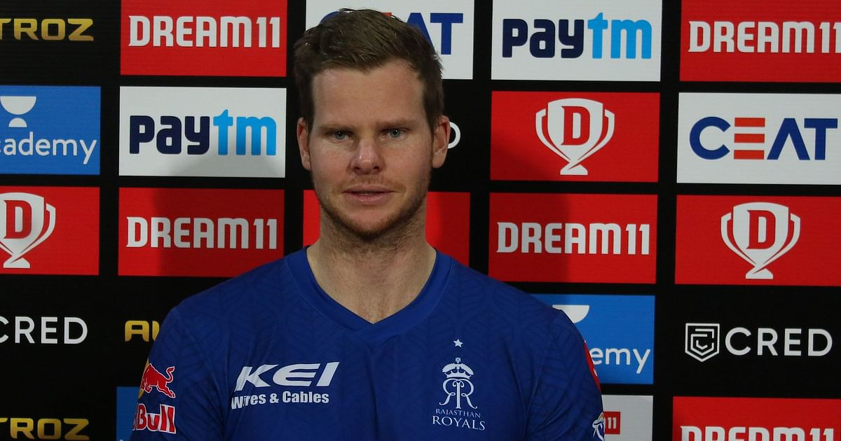 Steve Smith Reveals the Talks With Samson About His Lack of Runs