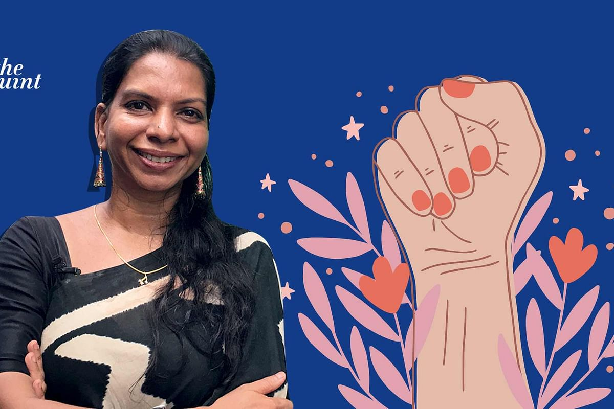 Kutti Revathi, a Tamil poet and activist believes women are strong individuals capable of changing the world.