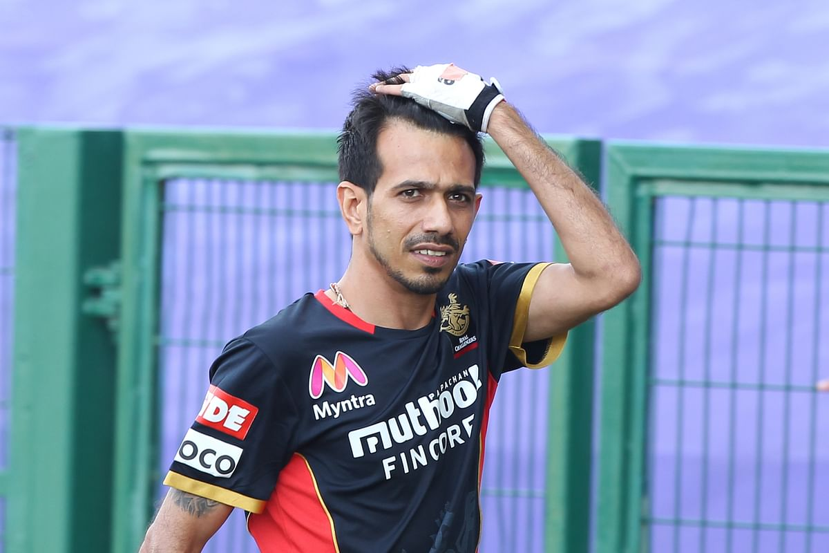 Yuzvendra Chahal is currently IPL 2020's highest wicket-taking spinner with 8 wickets in 5 matches.