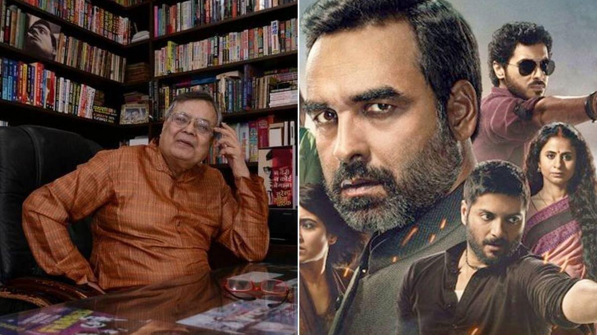 Surender Mohan Pathak Warns of Suing 'Mirzapur 2' Makers