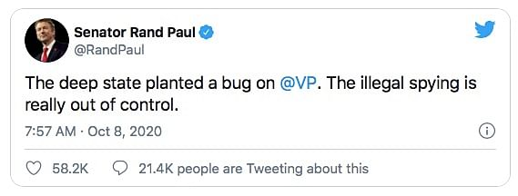 Kamala Harris, Mike Pence & The Fly That Stole The Show