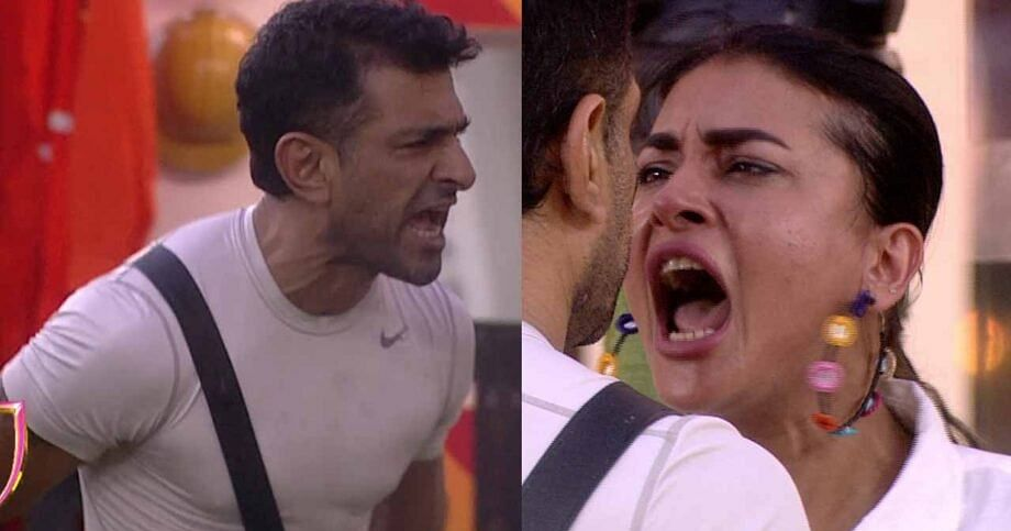 BB14: Eijaz Khan, Pavitra Punia In Red Zone After Fight Turns Ugly