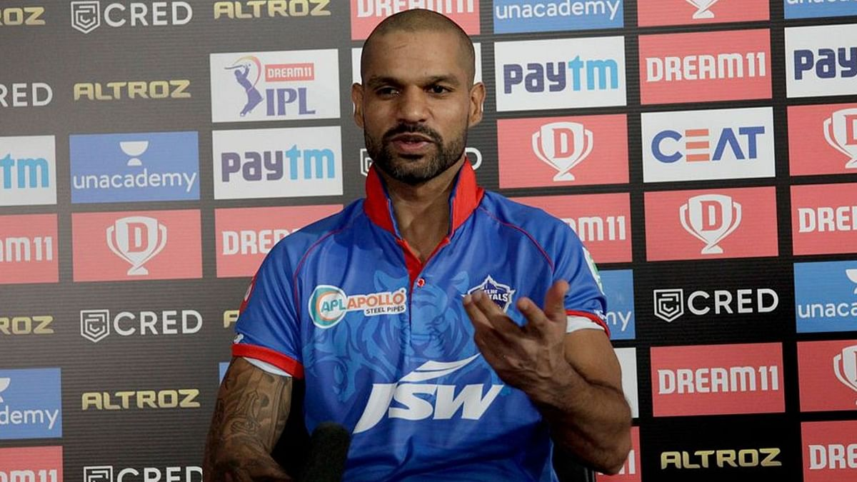 Left-handed batsman Shikhar Dhawan scored a brilliant century during Delhi Capitals' thrilling win over Chennai Super Kings.