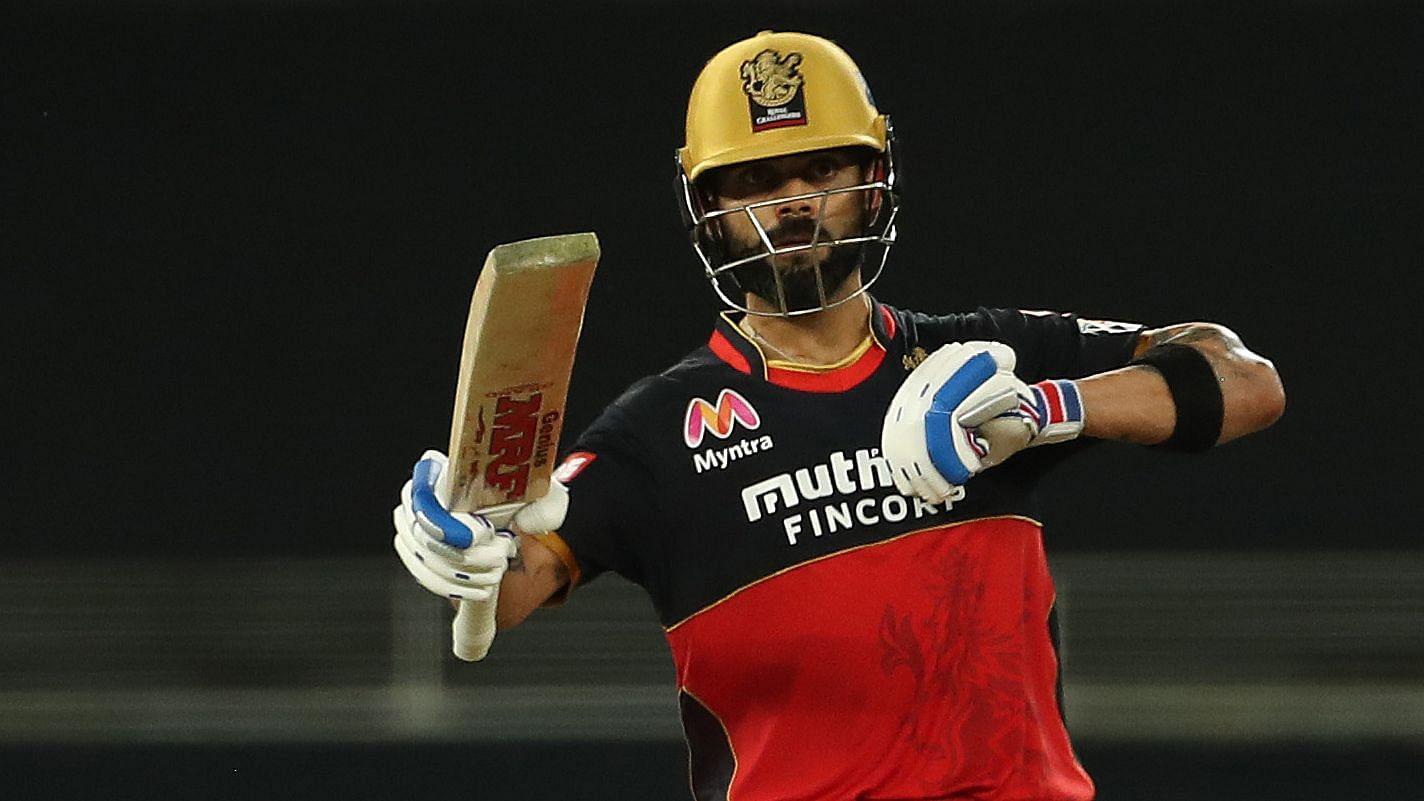 IPL 2020: Virat Kohli's 52-Ball 90* Pushes RCB to 169/4 Against MS Dhoni's CSK