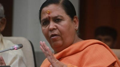 Tejashwi Can Lead When Older: Uma Bharti on Bihar Elections