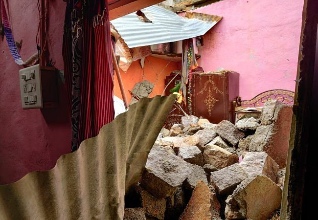 Happened Within Seconds: Hyd Residents Recall Fatal Wall Collapse