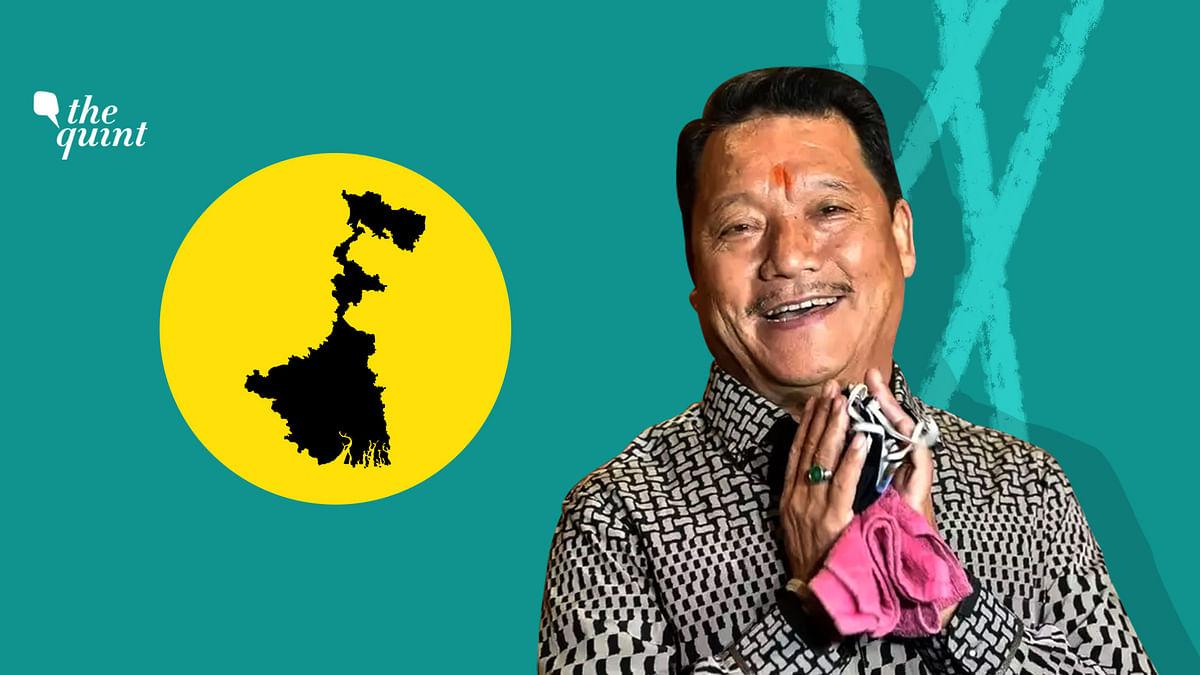 Will BJP retain the 'hills' of Bengal as Bimal Gurung reappears and sings Mamata Banerjee's praises?