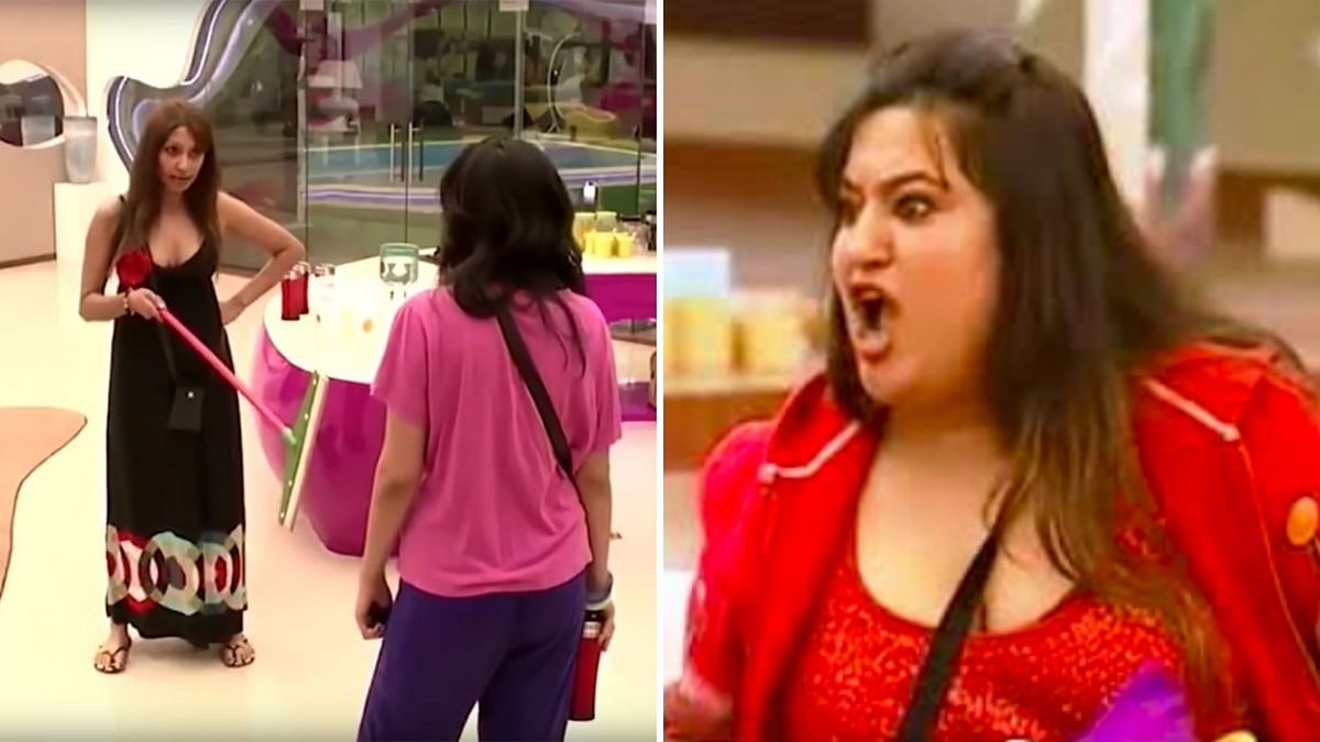 8 of the Biggest Fights That Took Place In 'Bigg Boss'