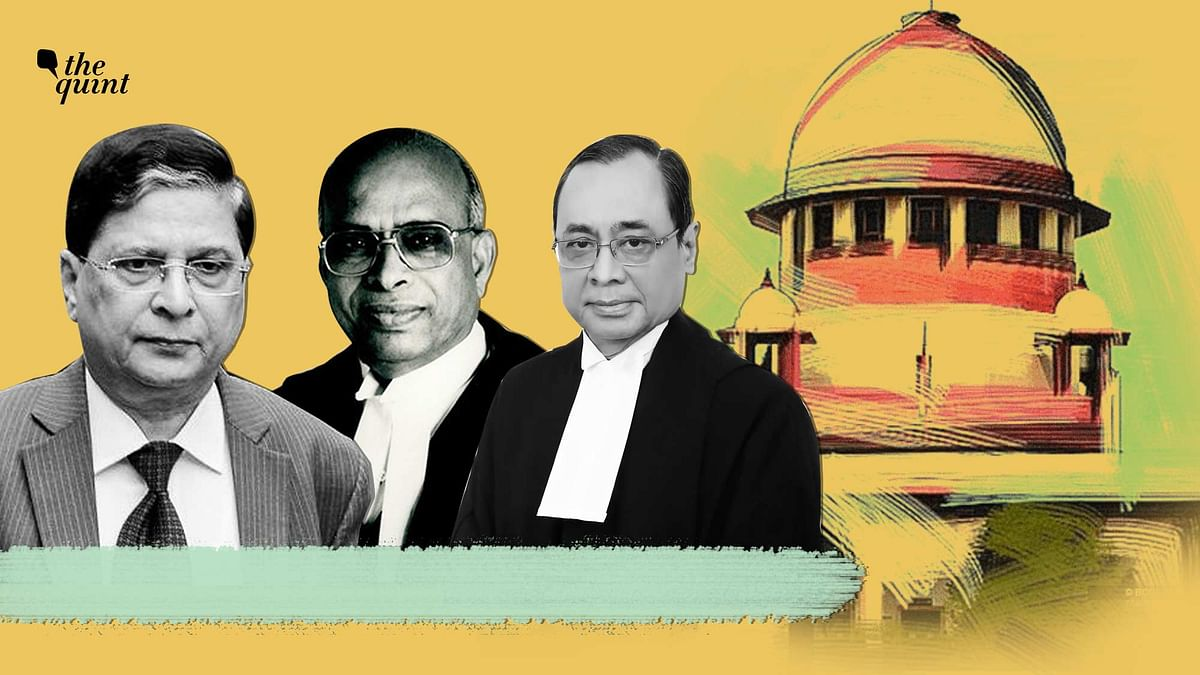 As controversy tightens its noose around the SC again, here's a look back at all the times it has happened before.