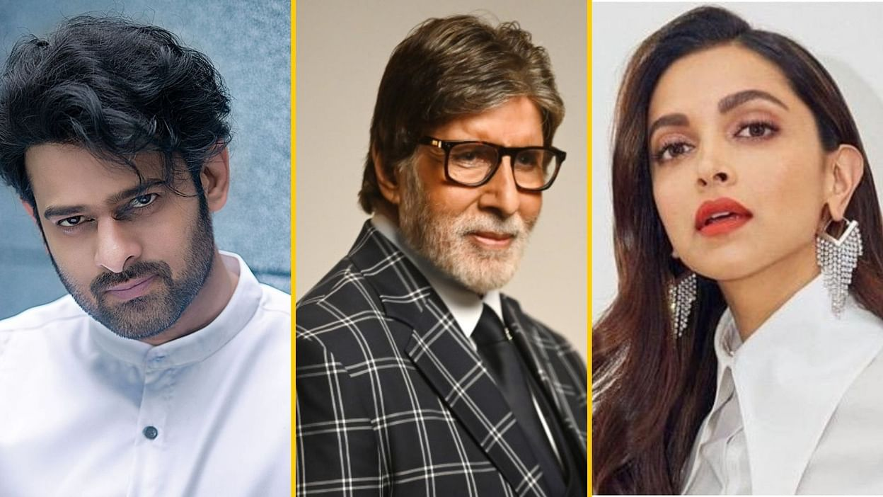 Amitabh Bachchan to Star in Prabhas & Deepika Padukone's Next Film