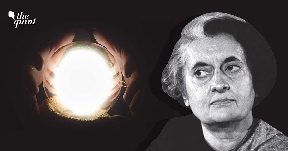 Did Indira Gandhi Have Any Premonition About Her Death?