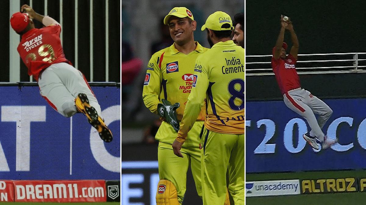 Nicholas Pooran, MS Dhoni, Mayank Agarwal's efforts are few of the best fielding efforts in this IPL so far.