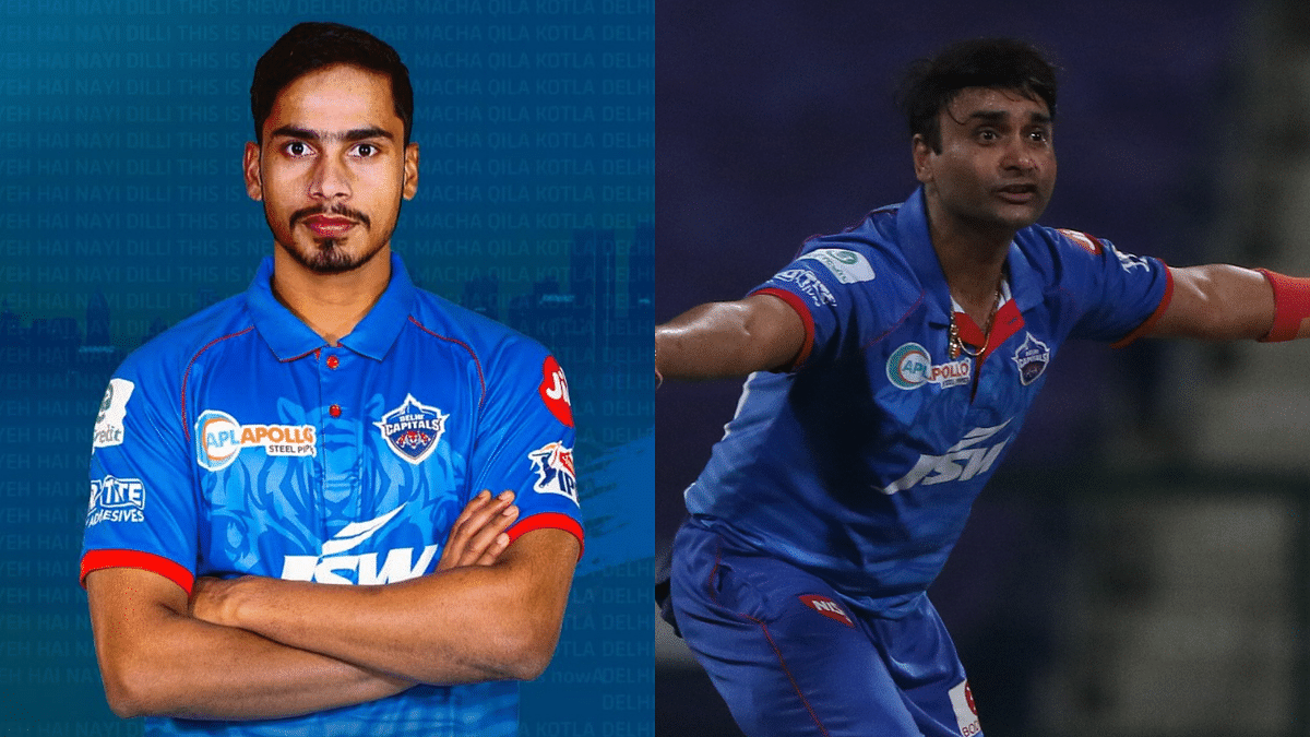 Delhi Capitals on Monday, 19 October, named leg-spinner Pravin Dubey as a replacement for Amit Mishra.