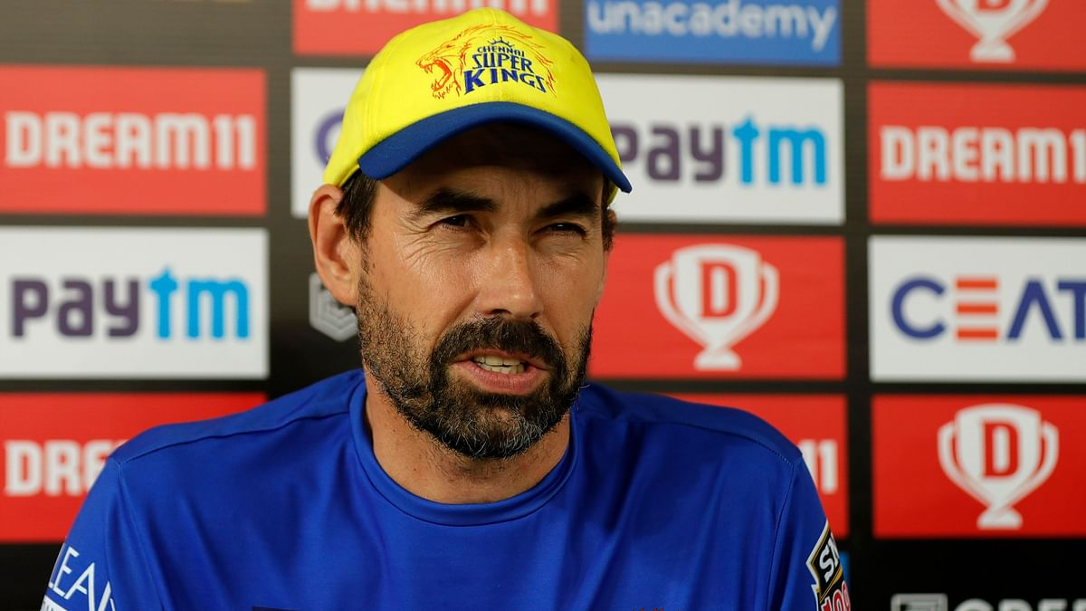 Selection Security Is key: Coach Fleming on CSK Backing Players