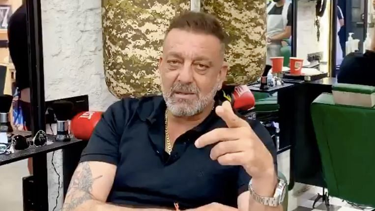 Sanjay Dutt gets a new haircut for KGF: Chapter 2.