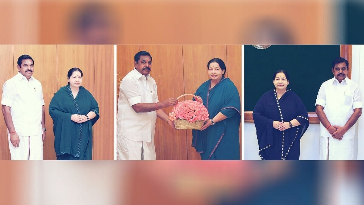 Sasikala Loyalist to AIADMK's CM Face: Who is E Palaniswami?