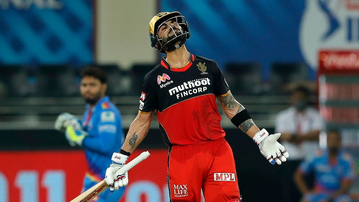 Virat's RCB Outclassed; Rabada & Stoinis Take DC to Top of Table
