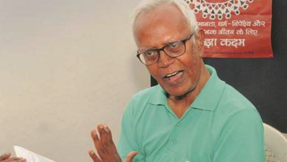 Elgar Parishad Case: Activist Stan Swamy Sent to Jail Till 23 Oct