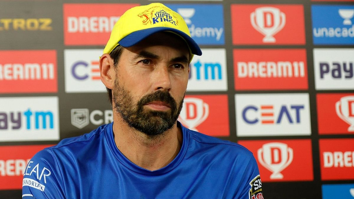 Glad That Gaikwad Is Showing His Class: CSK Coach Fleming