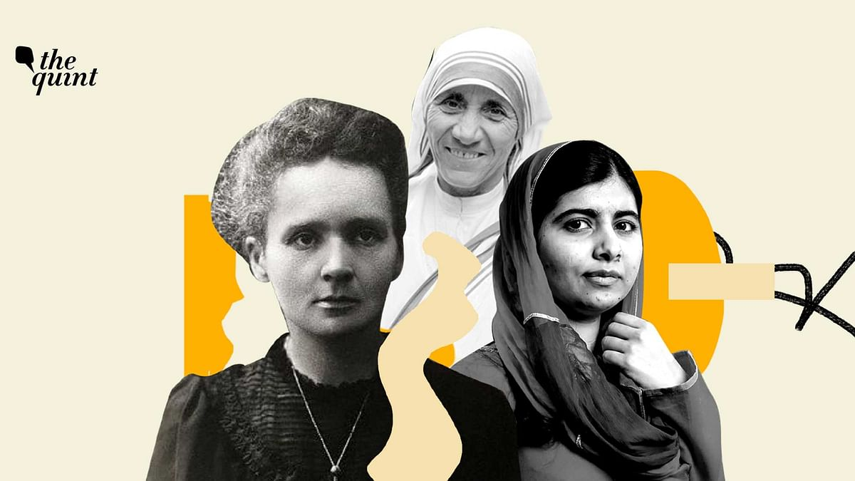 Marie Curie, Mother Teresa and Malala Yousufzai