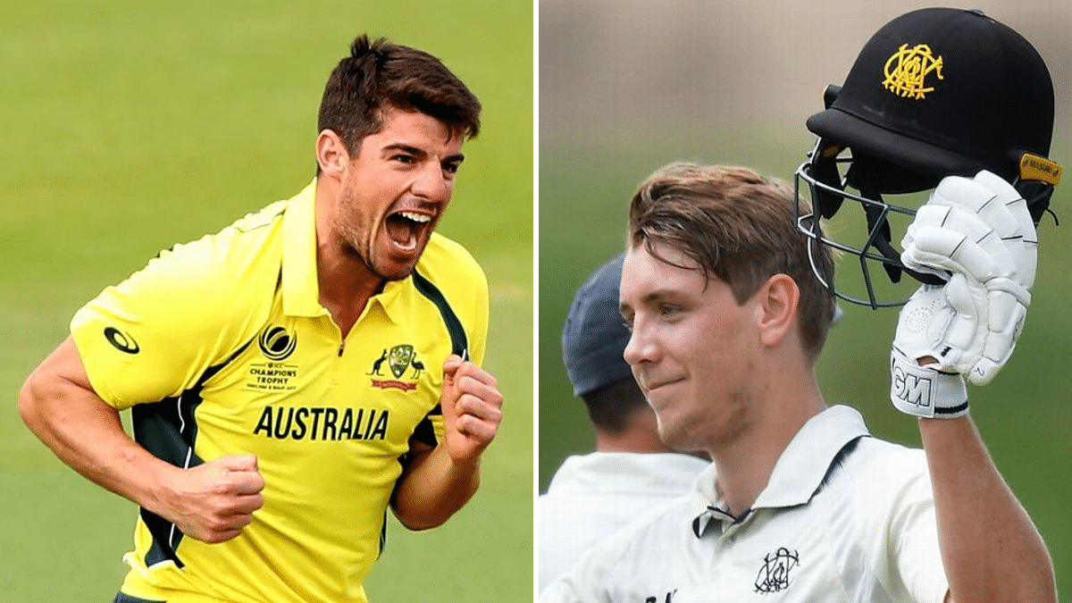 Moises Henriques gets a call-up after three years, while Western Australia all-rounder Cameron Green gets maiden call-up.
