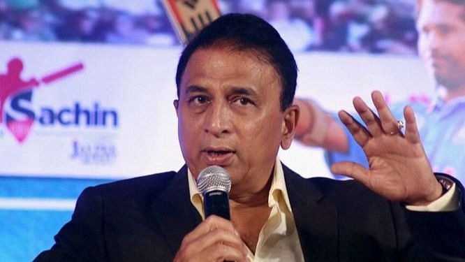 Sunil Gavaskar said that RCB's bowling attack is one of their weak points.