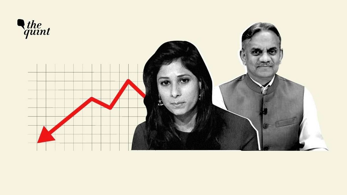 Indian Economy Won't Reach 2019 Levels Before 2022: Gita Gopinath