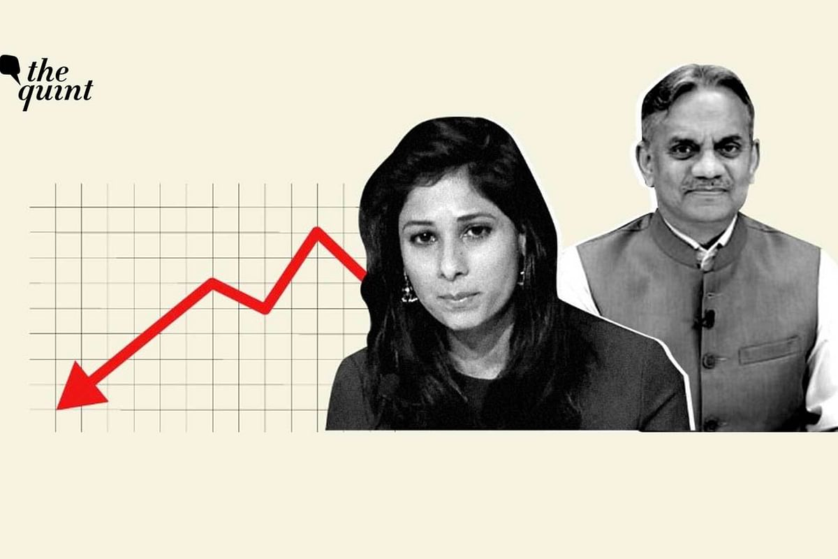 The Quint's Editorial Director Sanjay Pugalia speaks to IMF's chief economist Gita Gopinath on what India needs to do about the economy now.