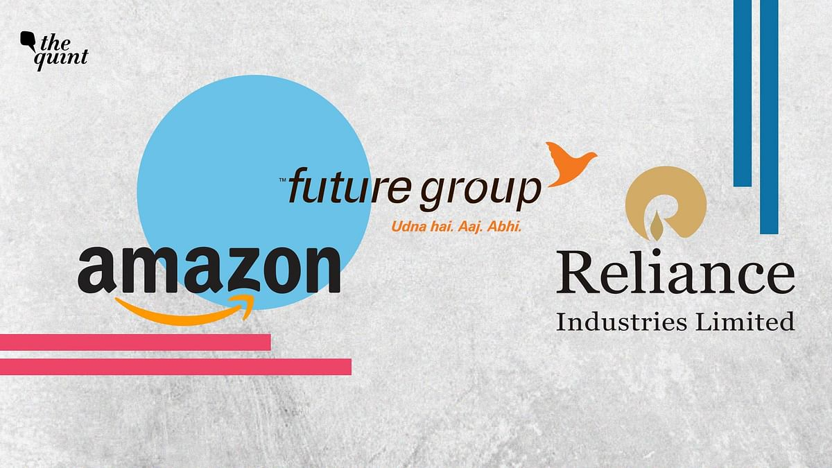 Amazon are seeking to block the deal between Reliance and Future Group for purchase of stores like Big Bazaar.