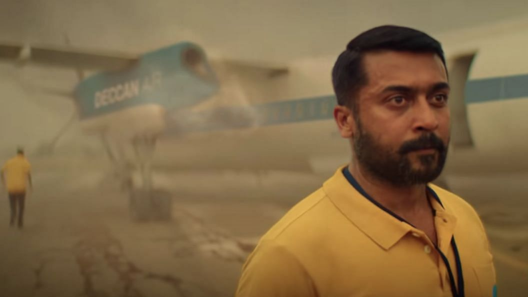 Soorarai Pottru Trailer: Suriya Shines as a Man on a Mission