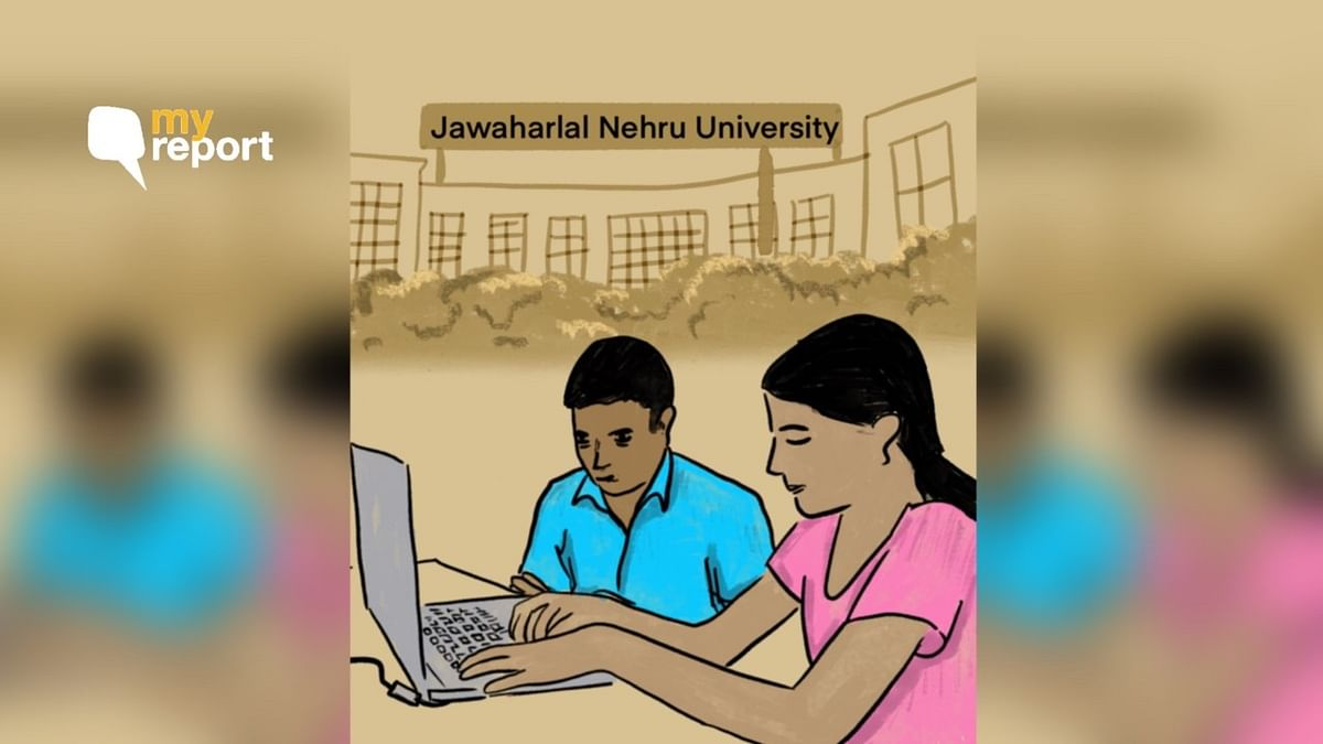 JNU Entrance: Lack of Scribes & Finding Our Own a Huge Barrier