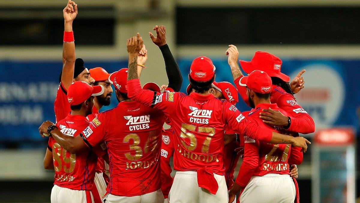 Kings XI Punjab defeated Sunrisers Hyderabad by 12 runs.