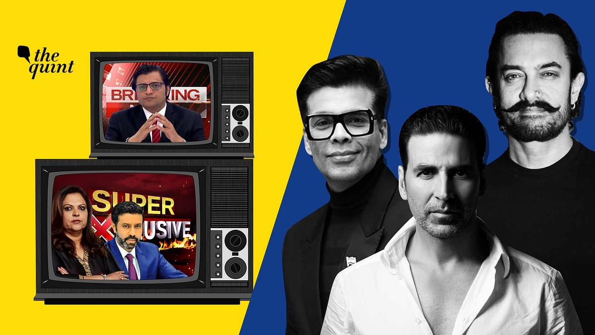 What Does the Bollywood Suit Against Republic, Times Now Say? - The Quint
