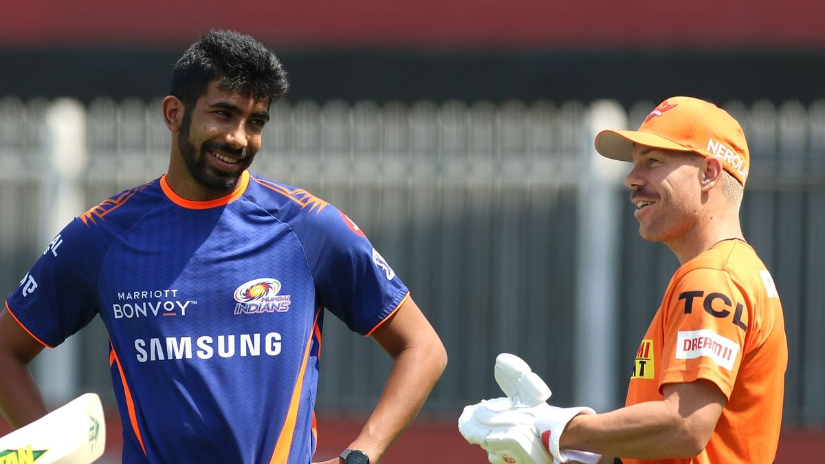 Mumbai Indians' skipper Rohit Sharma has won the toss and elected to bat first vs Sunrisers Hyderabad.
