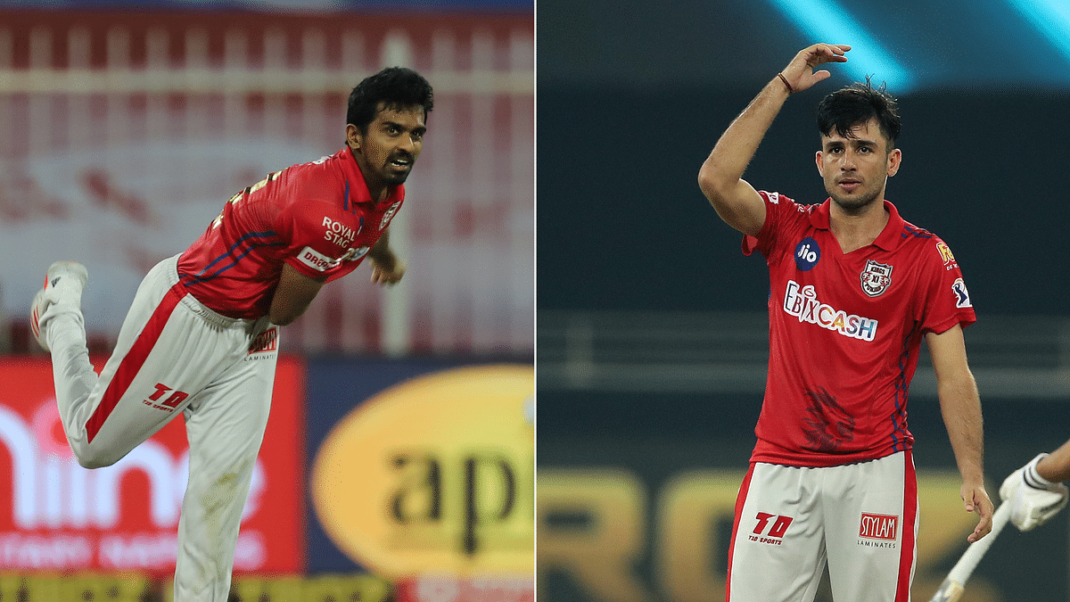 KXIP have found unlikely heroes in their two leg-spinners – Ravi Bishnoi and Murugan Ashwin.