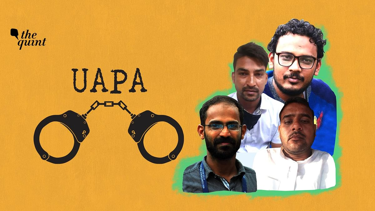 The UP police booked four people under UAPA for their alleged links with PFI.