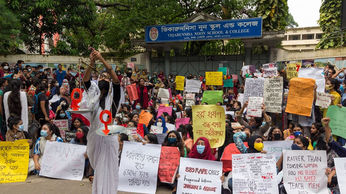 Amid Protests, Bangladesh Cabinet Approves Death Penalty for Rape