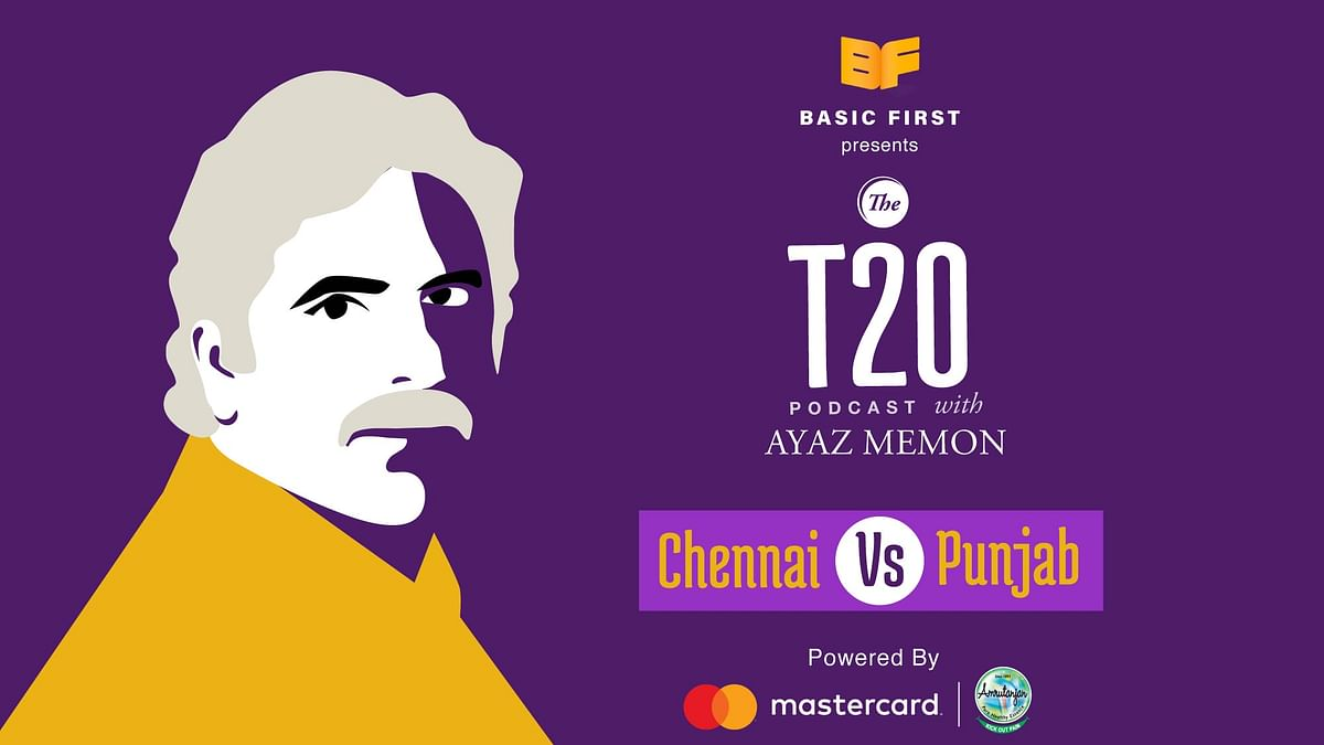 On episode 18 of The T20 Podcast, Ayaz Memon and I talk about Chennai's 10-wicket victory over KL Rahul's Punjab.