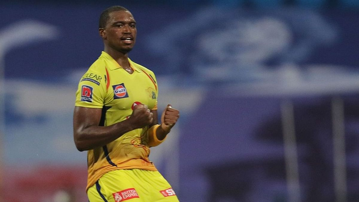 Chennai Super Kings' Lungi Ngidi after giving 27 runs in his first two overs, came back and got three wickets for just 11 runs in his next two.