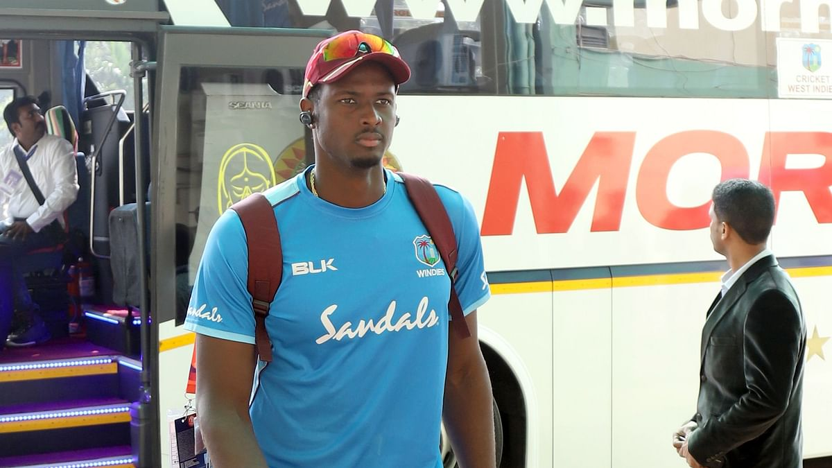 SRH's Jason Holder Upset 'Black Lives Matter' Ignored at IPL