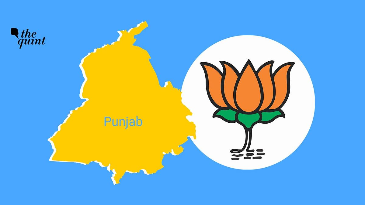 BJP is facing a backlash in Punjab due to farmers' anger against the Modi government's new farm legislations