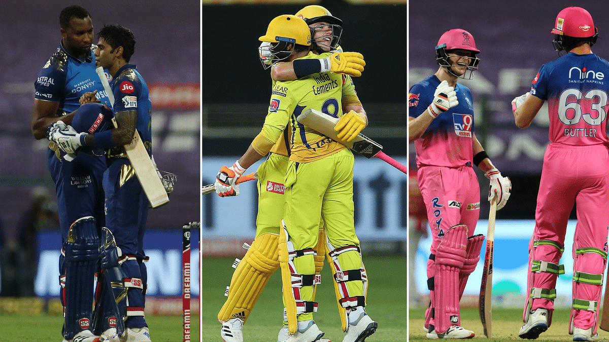 IPL 2020: Chasing Totals the Way Forward as Dew Hurts Defence