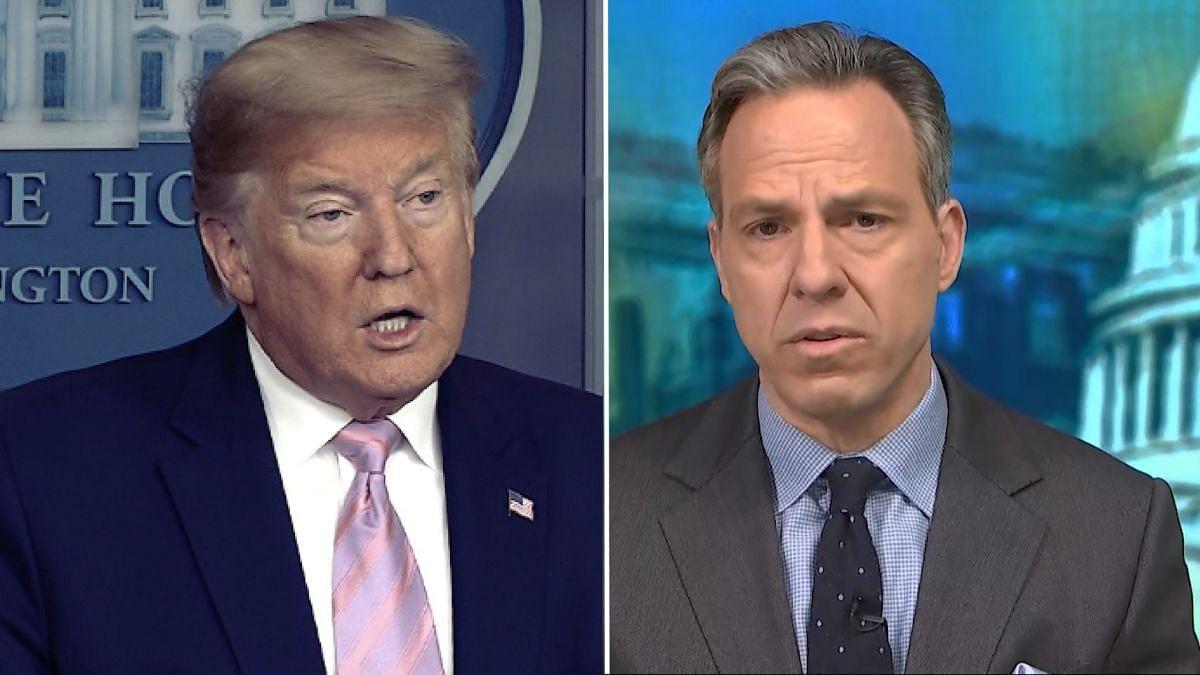 THIS IS CNN: Network Claims Trumps Autographs CAST CLOUD