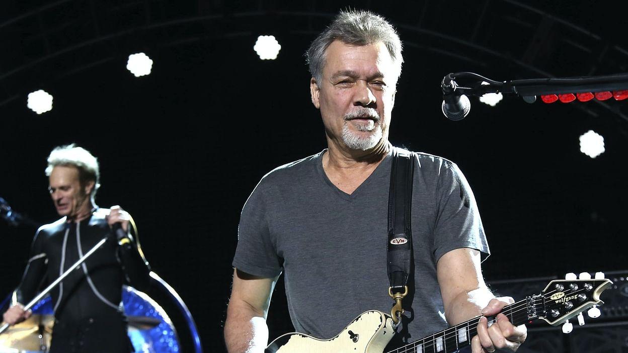 Guitar Rock Legend Eddie Van Halen Dies After Battle With Cancer