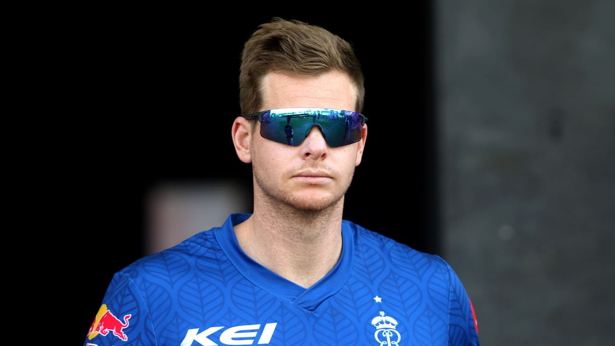 There were rumours about Steve Smith handing over