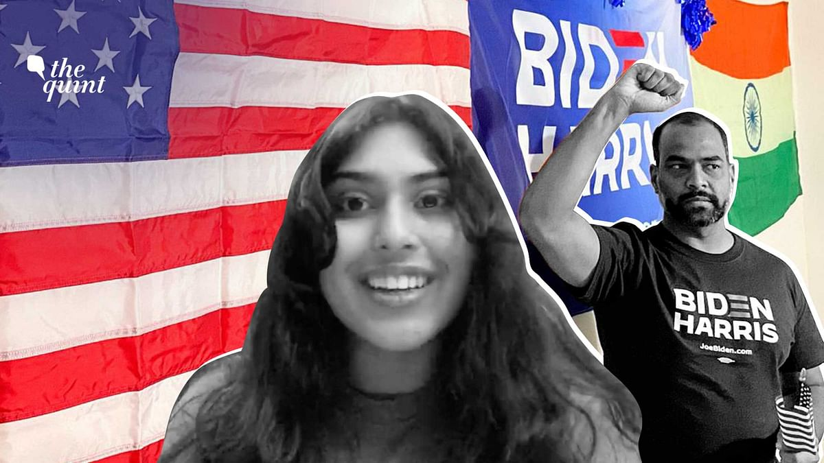 'Finally Feel Heard': Indian-Americans Celebrate Biden-Harris Win