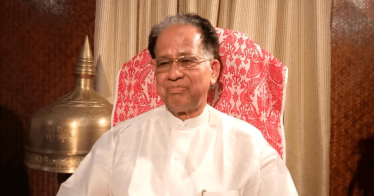Ex Assam CM Tarun Gogoi's Health Worsens, On Ventilator Support - The Quint