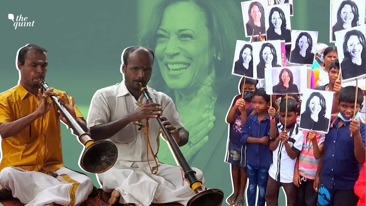 An Early Diwali for Kamala Harris' Ancestral Village in Tamil Nadu